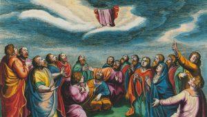 Audiogottesdienst an Christi Himmelfahrt