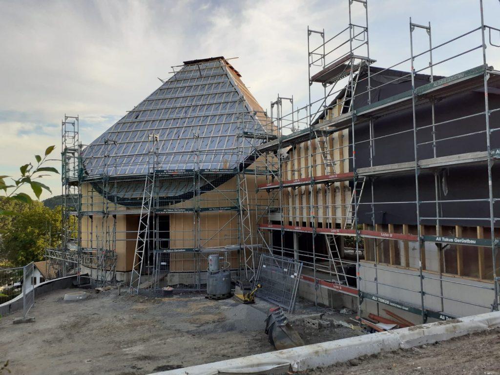 Information zum Neubau