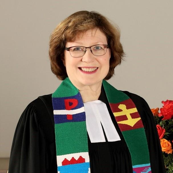 Auf Wiedersehen, Pfarrerin Karin Bayer!